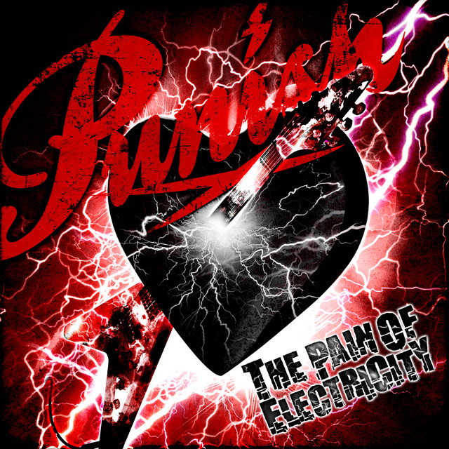 CD:『THE PAIN OF ELECTRICITY』Punish - メイン画像