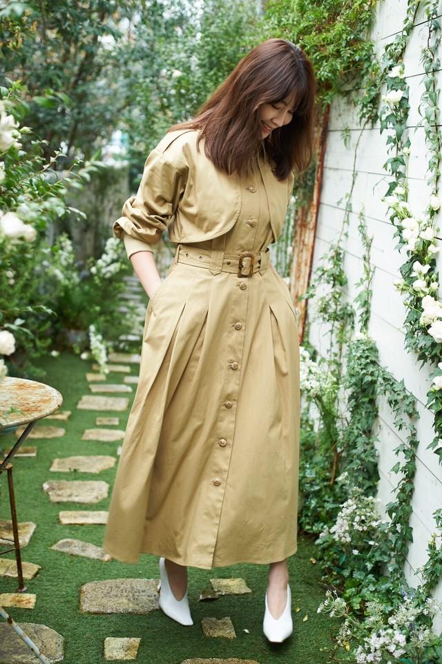 Spring Dress Coat