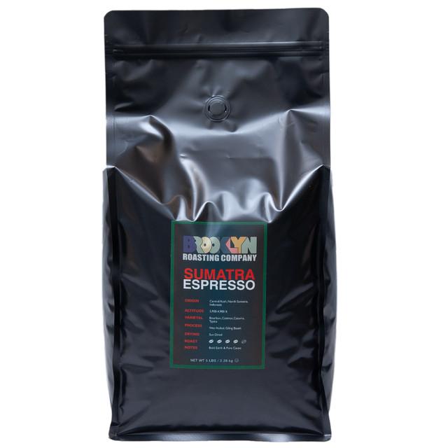 Sumatra Espresso  2kg