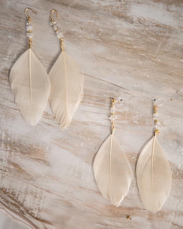 Nui Sea White Feather