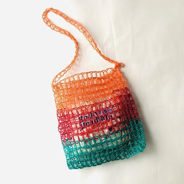 [Trophy] Remake Fur Mini Bag _01(リメイクファーバッグネックレス)