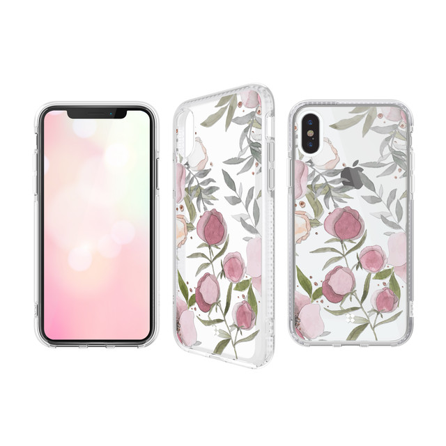 CaseStudi ( ケーススタディ ) iPhone XS / X / XR / XS Max  PRISMART Case 2018 Rose 耐衝撃 ケース