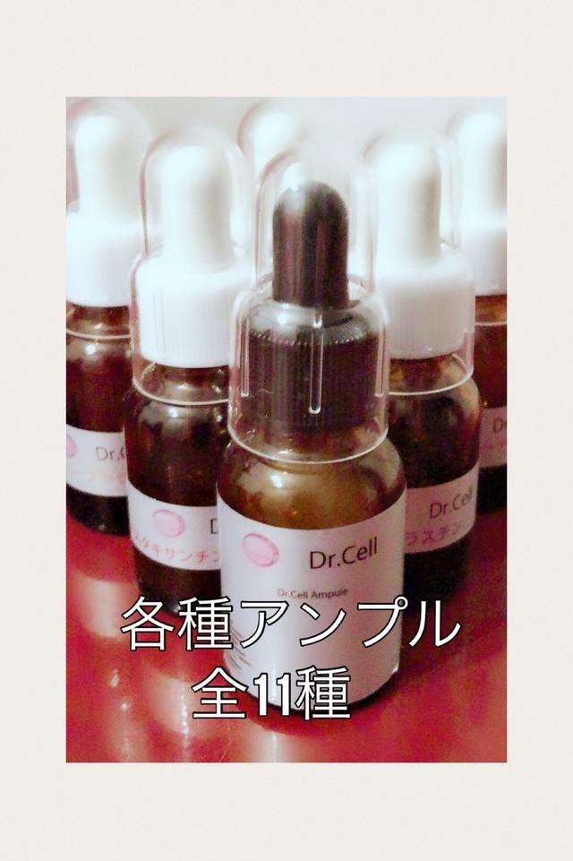 ★ヒト幹細胞培養化粧品★Dr.Cell 11種類各種アンプル総合