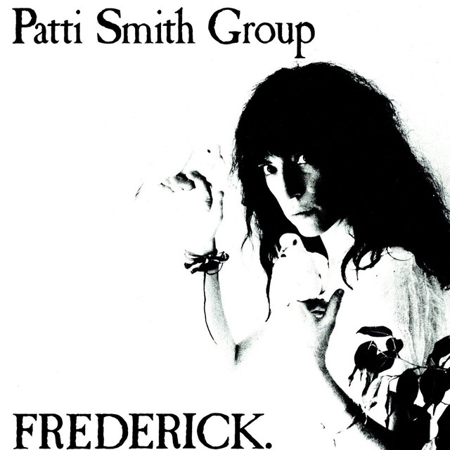 【7inch・英盤】Patti Smith Group  /  Frederick