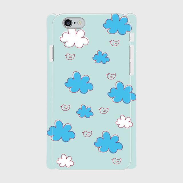 bird_bluesky スマホケース iPhone/android