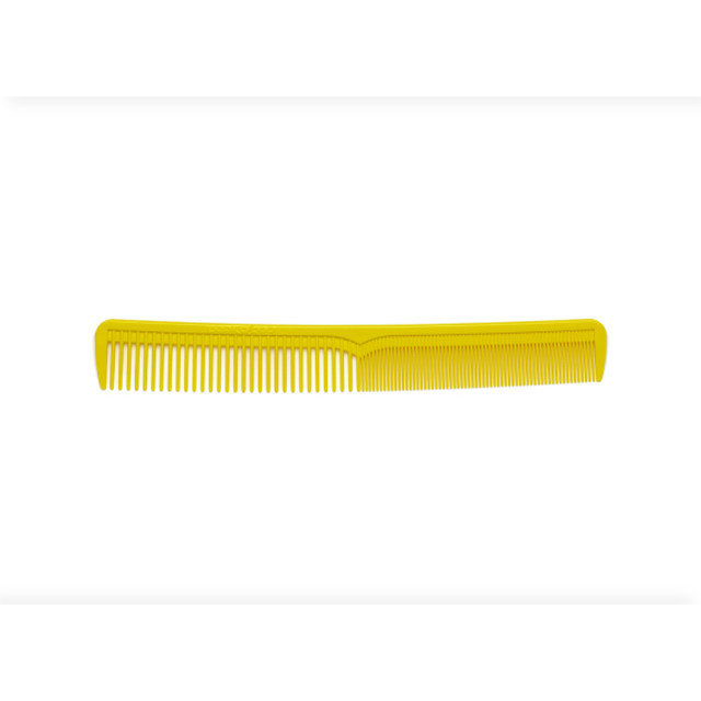 《 New Color 》PEEK-A-BOO COMB 10 (YELLOW)