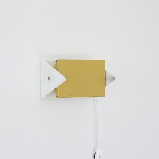 Bracket lamp / J.J.M Hoogervorst for ANVIA