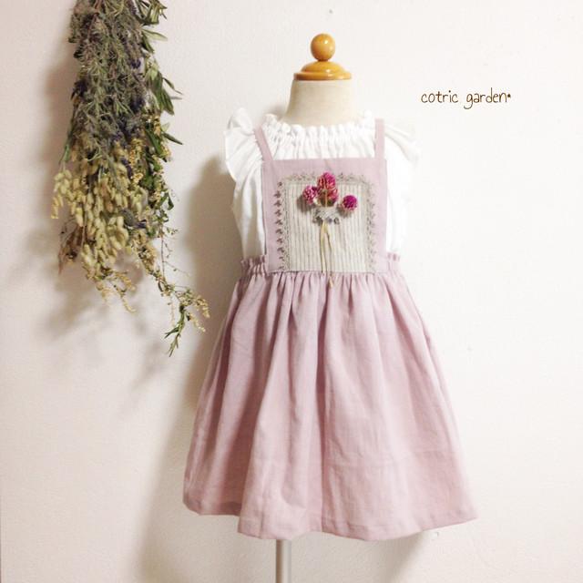corol-ロンパース /garden party