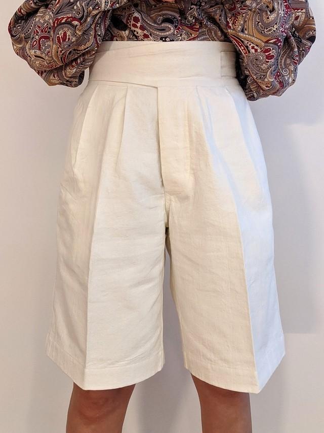L&C Shorts - White