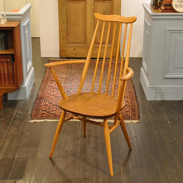 Ercol Goldsmith Arm Chair / アーコール ゴールドスミス アームチェア / 1904-0046