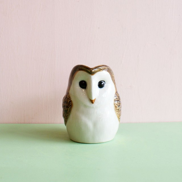egg cup / フクロウ