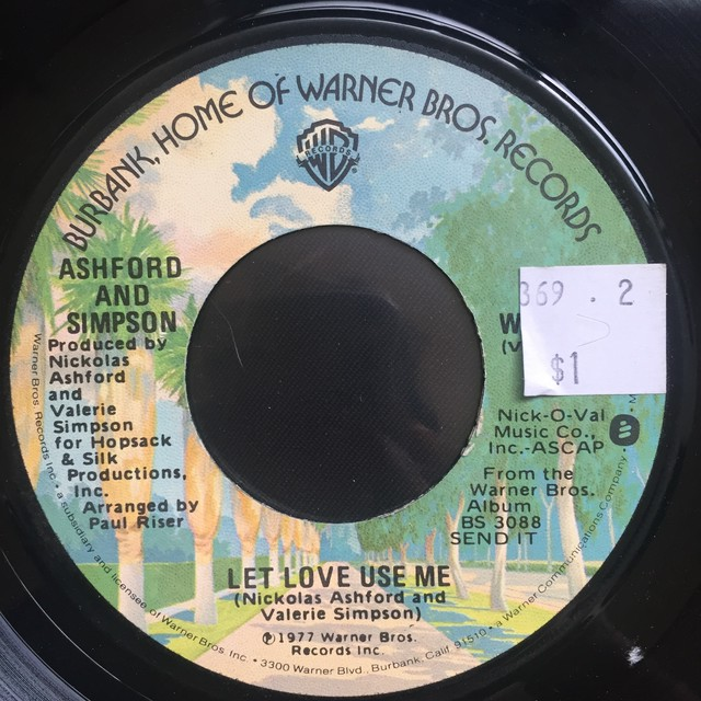 Ashford And Simpson – Don't Cost You Nothing