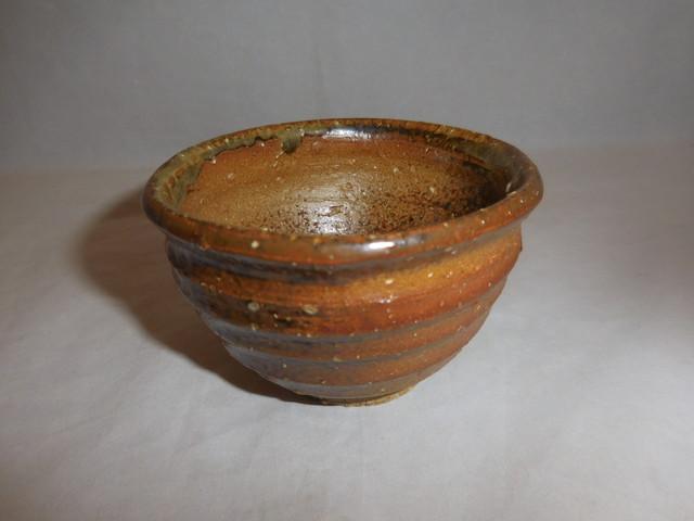 備前ぐい飲み Bizen porcelain sake cup(No1)