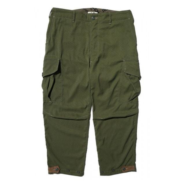 "JOHN GLUCKOW ""RAFxAAF"" Combat Trousers×オリーブ [JG51356]"