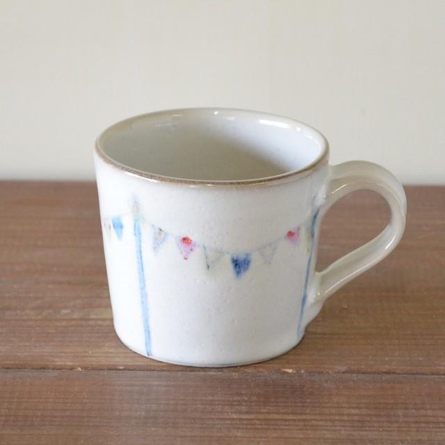 フラッグマグカップ