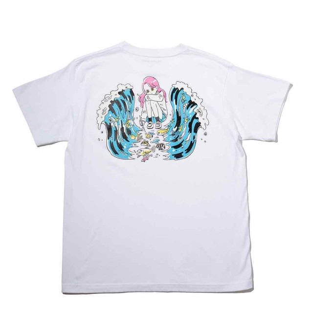 【Chaos Fishing Club】SEATREMORS TEE