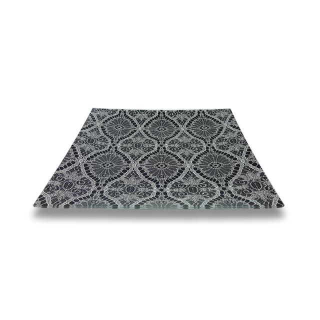 ガラストレー #82498S ブラック (28cm 角皿)