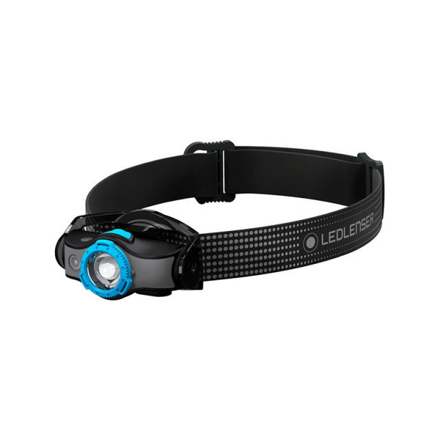 【Ledlenser】 MH5 Headlamp(Blue)