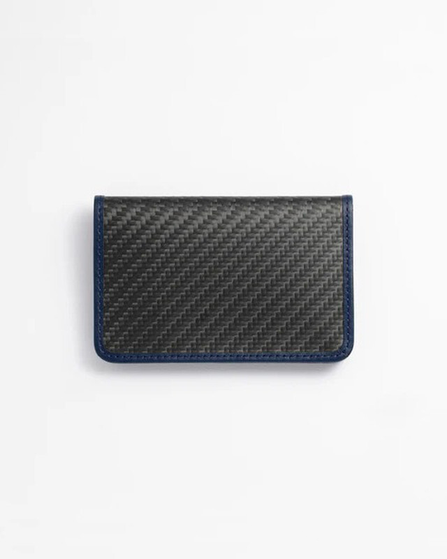 【hide k 1896】bi-fold card case