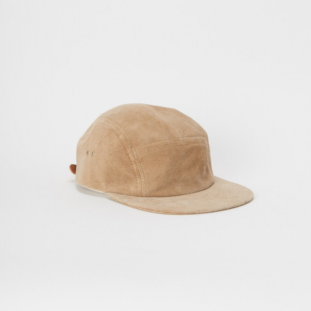 Hender Scheme 【エンダースキーマ】water proof pig jet cap (SAND BEIGE)