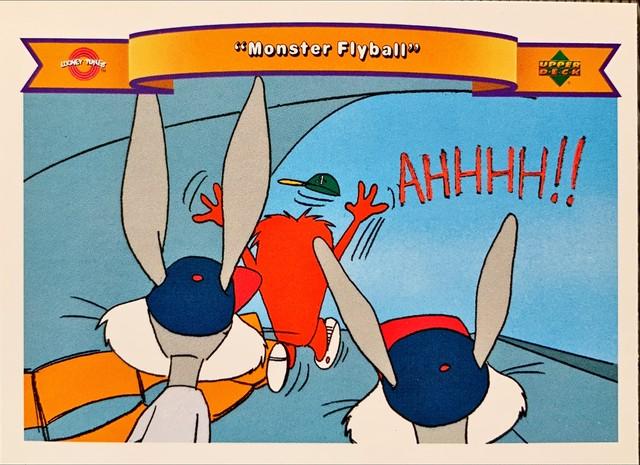 MLBカード 92UPPERDECK Looney Tunes #71