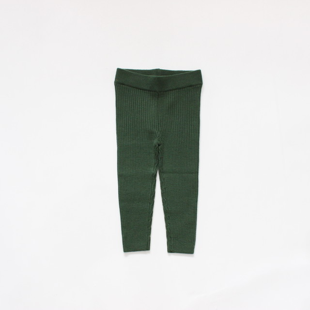 FUB   Baby Leggings  Green