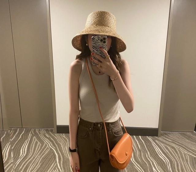 【NEW】DAYNYC risort hat
