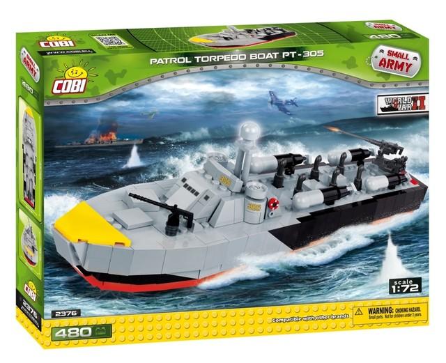 COBI #4807 駆逐艦 ORPブリスカヴィカ