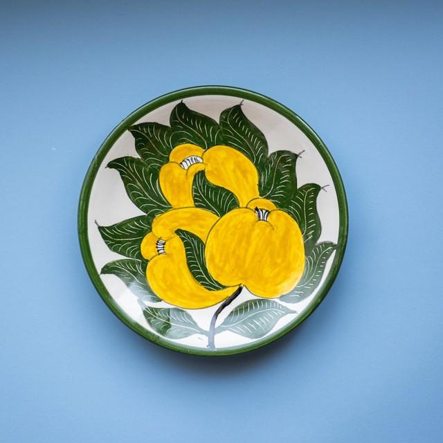 ウズベキスタンの小皿⑤