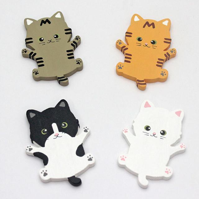 キャットマット(ブラック)猫フェイス【U09-540720】