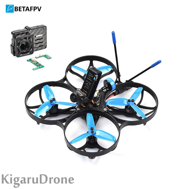 【玄人向け】BETAFPV Beta95X Whoop for Naked GoPro(剥きプロ)  レシーバーAC900 / XM+(Futaba / Frsky)