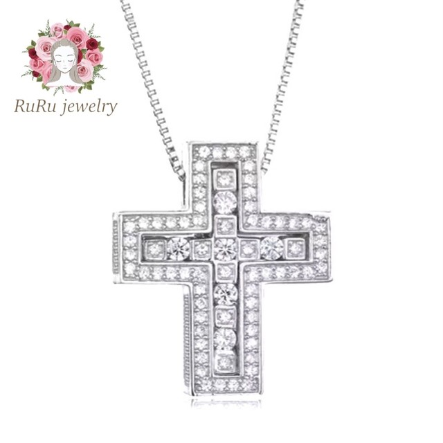 Cross silver925(necklace)