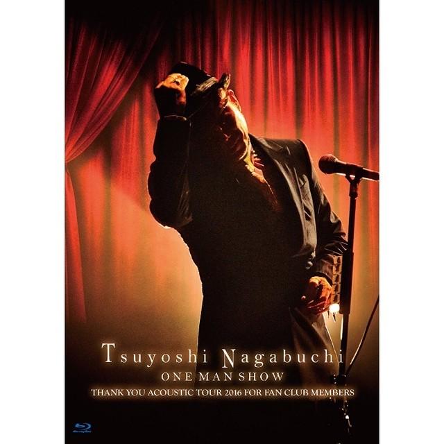【新品】Tsuyoshi Nagabuchi OneManShow(初回限定盤)