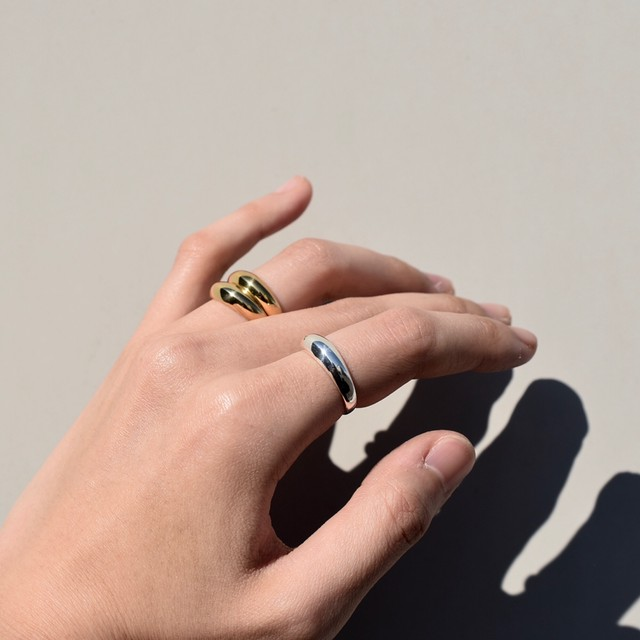 Smooth ring (gold)