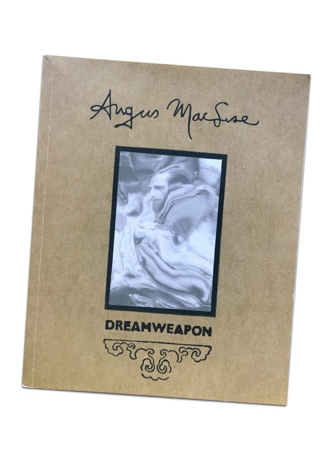 DREAM WEAPON: THE ART & LIFE OF ANGUS MACLISE