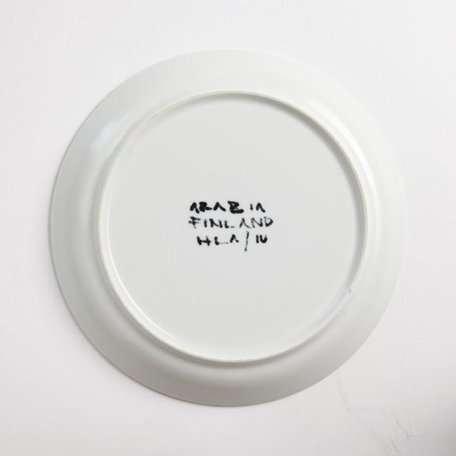 ARABIA アラビア Aurinkoruusu アウリンコルース ひまわり 200mm皿 - 3 北欧ヴィンテージ