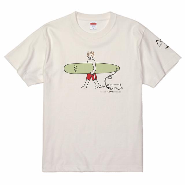 《送料込み》MW オリジナルTシャツ 1 S/M/L/XL バニラホワイト 《受注製作》