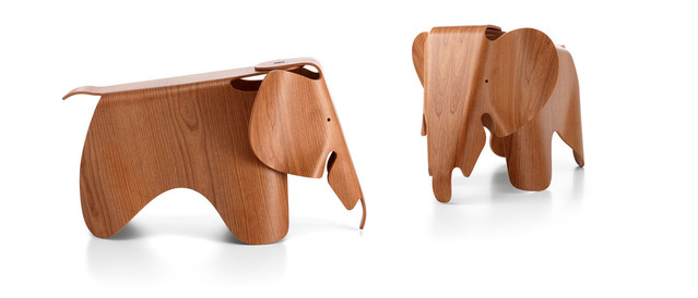 Eames Elephant (Plywood) / イームズ エレファント プライウッド