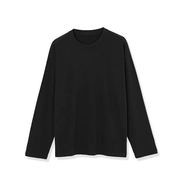 ワイドスリーブロングTシャツ  ロンT ワイド オーバーサイズ ワンマイル
