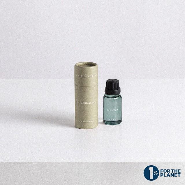 《自然素材エッセンシャルオイル》オーストラリアのデザインハウスAddition Studioによる自然素材のみでつくられたエッセンシャルオイル。(Lavender)|Essential Oil