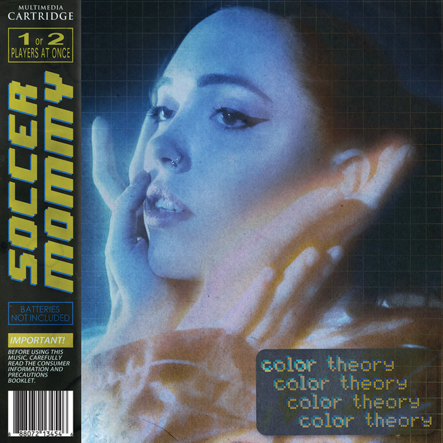 Soccer Mommy - Color Theory (CD)