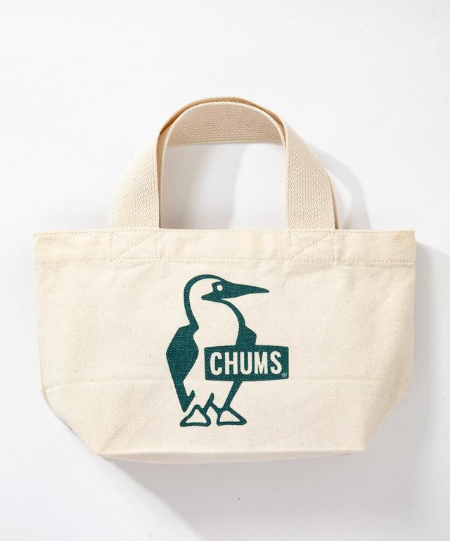CHUMS(チャムス) ブービーミニキャンバストート ティール CH60-2367