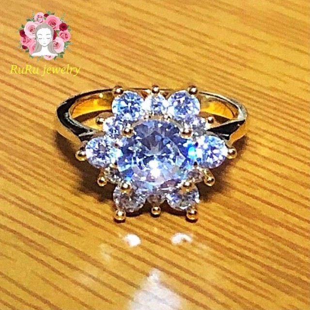 Sunflower luxury(ring)