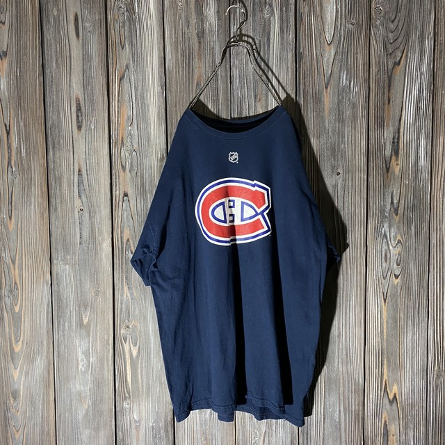 [Reebok]NHL design T shirt