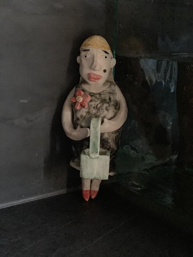 畑中圭介 人形