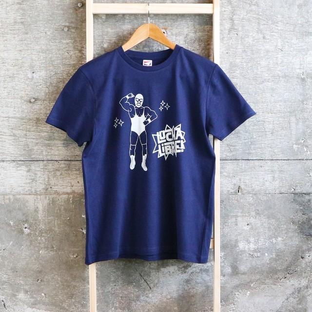 半袖Tシャツ 覆面レスラー メンズ キッズ 02