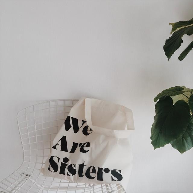 SISTERS Big Tote
