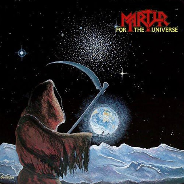 "MARTYR ""For the Universe"" (輸入盤)"