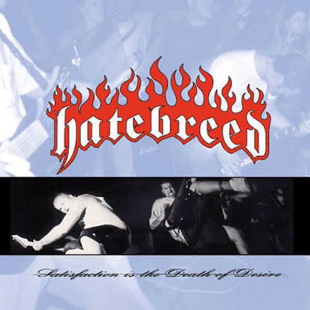 【USED】HATEBREED / Satisfaction Is The Death Of Desire