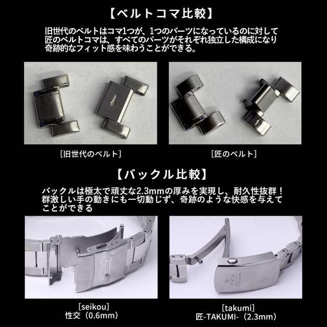 OMECO 潮FUKIMASTER 匠 -TAKUMI- オメコ シオフキマスター タクミ クロノグラフ メンズ 腕時計 日本製 ムーブメント